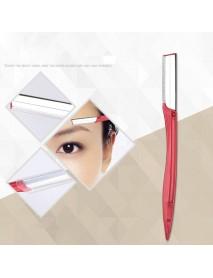 5 Sets Of Ladies Eyebrow Pencil Eyebrow Trimmer Set Scissors Tweezers Eyebrows Set With Eyebrow Card