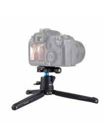 PULUZ PU3002 Pocket Mini Metal Tripod 360 Degree Ball Head Holder Stand Mount for DSLR Camera