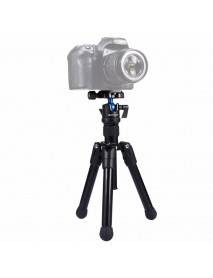PULUZ PU3001 Mini Pocket Tripod Monopod Holder 360 Degree Ball Head for DSLR Camera Camcorder