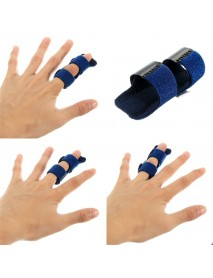 Adjustable Trigger Finger Splint Elastic Pain Relief Support Brace Protector Breathable Material