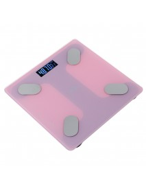 bluetooth Body Fat Scale Weight Scale Home Intelligent Scale Precision Electronic Scale Home