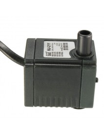 AC220-240V 2W Submersible Fountain Water Pump Garden Landscape Decoration Hydrological Cycle Pump