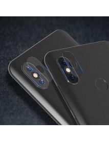 2 PCS Camera Lens Protector Soft Tempered Glass Rear Camera Phone Lens for Xiaomi Redmi Note 5