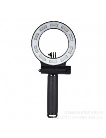 SL-109 LED Waterproof 40m Diving Fill Video Light 3 Mode for Action Sports Camera