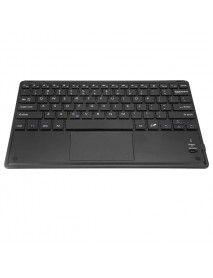 B.O.W HB092C Universal Bluetooth Wireless Touch Keyboard For Tablet Cell Phone