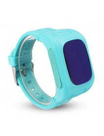 Anti Lost Children Kids Smart GPS LBS WIFI Tracker Wrist Watch SOS Call Phone