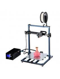 ADIMLab I3 Plus 3D Printer DIY Kit 310*310*410 Large Printing Size With Dual Track Printing