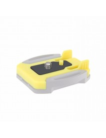 2Pcs Adhesive Mounts Connector Buckle For Sony Action Cam VCT-AM1 Camera