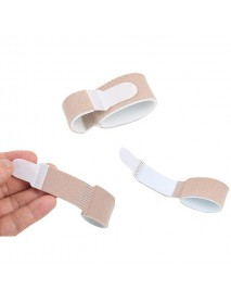 1 Pcs Toe Valgus Separators Corrector Anti Toes Overlapping Belt Toe Tension Correction Belt Foot