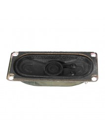4R 5W 4ohm 7030 30 x 70mm Replacement Loudspeaker for LCD Monitor TV Speaker Unit