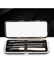 4Pcs Acne Clip Double Head Acne Needle Tool Acne Nail Art  Set
