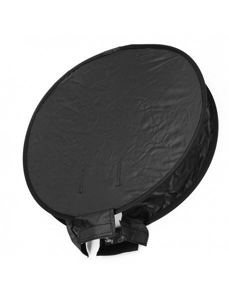40cm Universal Portable Round Studio Softbox Photography Flash Diffuser Softbox for DSLR Camera