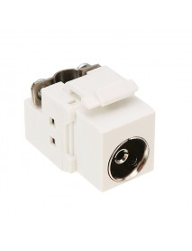 LY-314 TV Connector Straight Plug