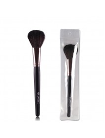 1pcs Flat Makeup Brushes Facial Face Cosmetics Blush Foundation Cream Powder