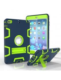 Armor Heavy Duty Hybrid Color Kickstand Case For iPad Mini 1/2/3/4