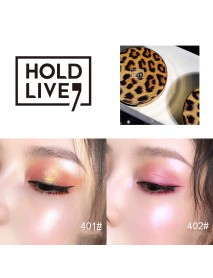 HOLD LIVE Leopard Highlights Blush Moonlight Glass Finely Broken Diamonds Fairy Lightening Powder