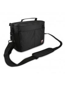 BUBM XJB Protective Storage Shoulder Bag Organizer for Sony for Canon for Nikon DSLR Camera DV Lens