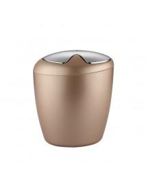 Creative Waste Bins Recycle Garbage Can Tools Supplies Durable Bathroom Mesh Wastebasket