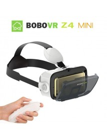 BOBO Z4 Mini Virtual Reality VR 3D Glasses Immersive Game Video 120 Degrees Glasses Private Theater