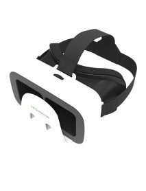VR Shinecon Octopus Style Virtual Reality Head Mount Helmet 3D Glasses  for 4.7-6' Mobile Phone