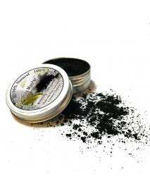10g  White Maste Activated Carbon Coconut Shell To Tartar Smoke Stain Teeth Whitening Powder