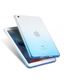 Gradient Color Transparent Soft TPU Case For iPad Mini 1/2/3/4