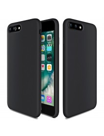 Bakeey Liquid Silicone Soft Case Microfiber Cushion Protective Cover for iPhone 7 Plus/ 8 Plus