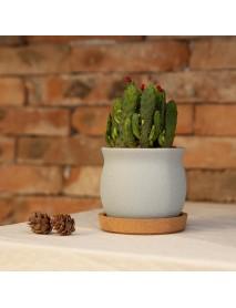 3 Pieces / Set Oak Natural Cork Multi-Purpose Anti-slip Coffee Cup Mat From Xiaomi Youpin