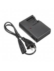 Camera Battery Charger 100-240V AC 50/60Hz 4.2V DC 200mA for Olympus LI-40B LI-42B SP700