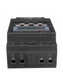 KG316T Programmable 220V Digital LCD Microcomputer Power Supply Timer Switch Time Controller