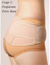 Breathable Belly Band For  Necessity For Delivery Belt