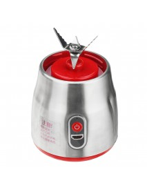 500ml 6 Blade Mini Portable USB Electric Fruit Juicer Blending Machine Juice Maker Juice Shaker