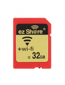 EZ SHARE 3rd Generation C10 32GB WIFI Memory Card with WIFI Switch