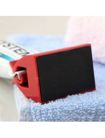 Honana BX-924 Anya ABS Creative Bathroom Toothpaste Tube Squeezer Multifunction Tube Dispenser