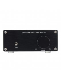 100Wx2 TPA3116D2 2 Channel HiFi Stereo Subwoofer Mini Digital Power Amplifier