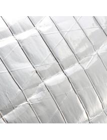5mm Car Firewall Sound Deadener Heat Shield Insulation Noise Deadening Mat Sheet