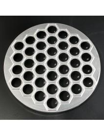 Alloy Dumpling Mante Ravioli Pierogi Pelmeni Mold Maker Dough Press Cutterfor Kitchen Tool