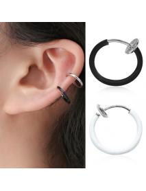 Fashion Earring Clip Nose Rings Lip Nail Multipurpose Jewelry Gift for Women Men