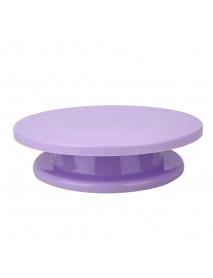 Swivel Plate Platform Turntable Cake Revolving Stand