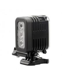 Waterproof LED Flash Fill Light Spot Lamp for Gopro Hero 4 Session SJCAM Xiaomi Yi DSLR Camera