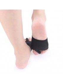 1 Pair Thumb Valgus Foot Cover Toe Correction Separator Forefoot Anti-Slip Wear-Resistant Footpad