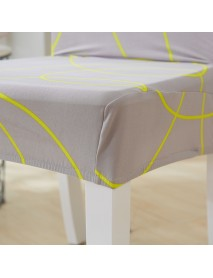 Chair Covers Spandex Stretch Slipcovers Chair Protection Cover For Dining Room Kitchen Wedding Banquet Decoration