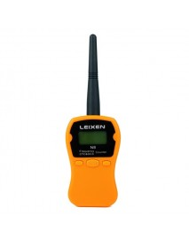 LEIXEN N8 LCD Display Portable 1MHz-1000MHz Frequency Counter CTCSS/DCS Frequency Counter for Walkie Talkie