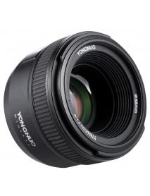 Yongnuo YN-50mm F1.8 Large Aperture Auto Focus Lens for Nikon DSLR Camera