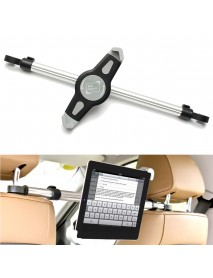 360 Adjustable Universal Aluminum Alloy Car Back Seat Head Rest Mount Tablet iPad Stand Holder