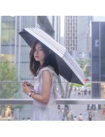Five Folding Sun Umbrella Ultra Light Weight Windproof Sunscreen and Rainproof Ultra-short Storage From Xiaomi Youpin