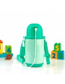 Elf Bird Children's Smart Bottle 400ml Vacuum Flasks Thermosese Bottles Drinking Water Record
