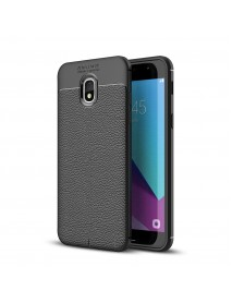 Bakeey Litchi Leather Soft TPU Protective Case for Samsung Galaxy J3 2018 US Version