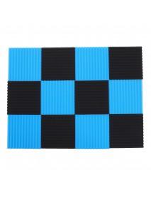 12pcs Acoustic Panels Soundproofing Sound Insulation Cotton Foam Tiles Studio 30*30*2.5cm