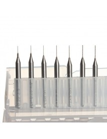 0.2mm To 0.5mm Drill Bits Tool Kit For 3D Printer Nozzle Cleaning